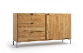 sideboard aus eiche kommoden und anrichte nach ma. Black Bedroom Furniture Sets. Home Design Ideas
