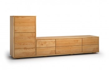 sideboards aus erle nach ma aus massivholz gefertigt. Black Bedroom Furniture Sets. Home Design Ideas